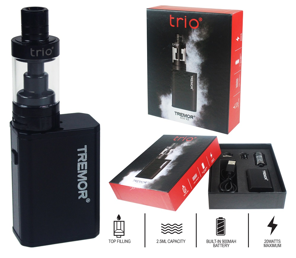 Tremor 40W Kit-black
